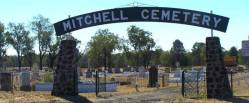 Taken at the Mitchell Cemetary, Mitchell, Queensland, Australia.