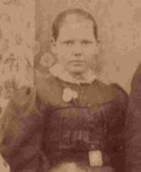 Taken about 1896 and sourced from Family Record - Winston Glenn Ussher.